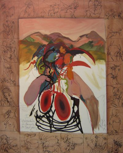 Чуждестранно изкуство - Изображение 3