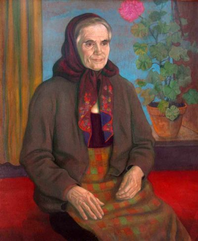 Васил Стоилов - Баба Ружа - Художествена галерия - Смолян