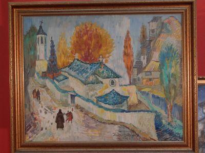Златю Бояджиев Широка лъка - Художествена галерия - Смолян
