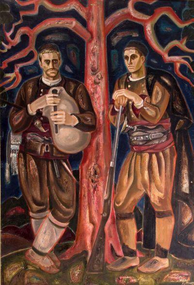 Калина Тасева - Хайдушка песен - Художествена галерия - Смолян