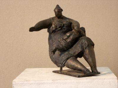 Рашков Димитър  - Наказание - Художествена галерия - Смолян