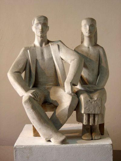 Хаджиева Ива - Равноправни - Художествена галерия - Смолян