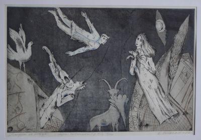 Дамянов Бисер - Концерт на птица - Художествена галерия - Смолян