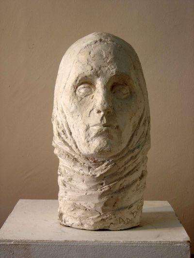 Бобанац Александър - Глава на майка - Художествена галерия - Смолян