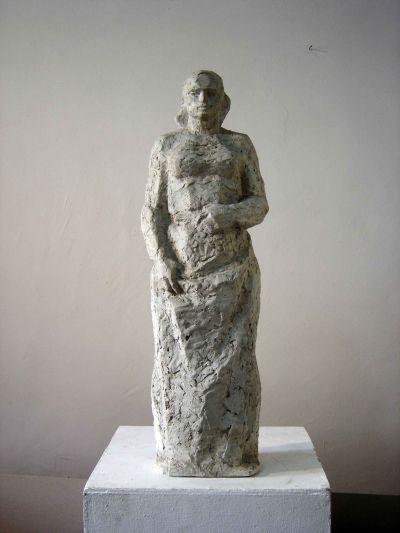Маров Ненко - Фигура на жена - Художествена галерия - Смолян