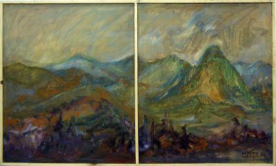 Бригита Мрозек -   Планинска епопея II - Художествена галерия - Смолян