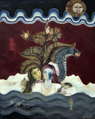 Джак Куласингха - Благодатна земя - Художествена галерия - Смолян