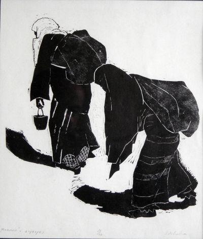 Дъбова Златка - Минало - Художествена галерия - Смолян